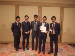 船井表彰式 (2)